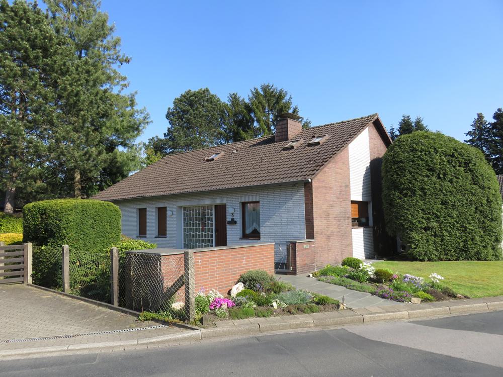 Freistehendes Einfamilienhaus Hattingen-Niederwenigern