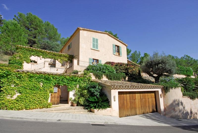 Villa in Andratx auf Mallorca
